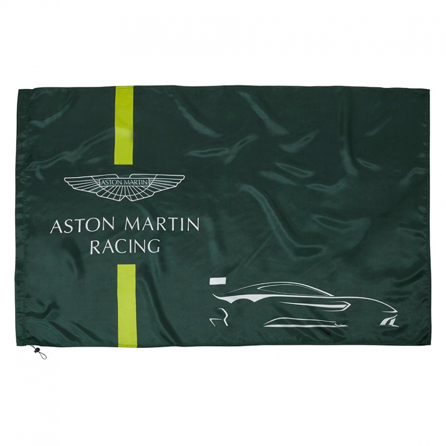 Aston Martin Racing Team Flag- AM8915