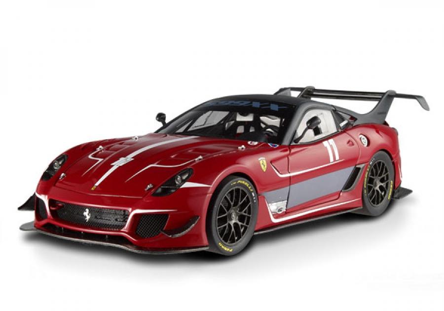 Case Design cell phone accessories cases : Ferrari 599XX EVO Racing #11 Hotwheels 1:18th Elite- DH3811