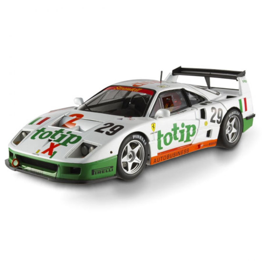 ferrari f40 competizione 24hr le mans 1994 hotwheels elite. Black Bedroom Furniture Sets. Home Design Ideas