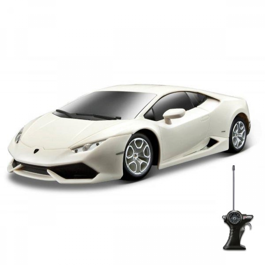 lamborghini huracan white r c 1 14th maisto dr4812. Black Bedroom Furniture Sets. Home Design Ideas