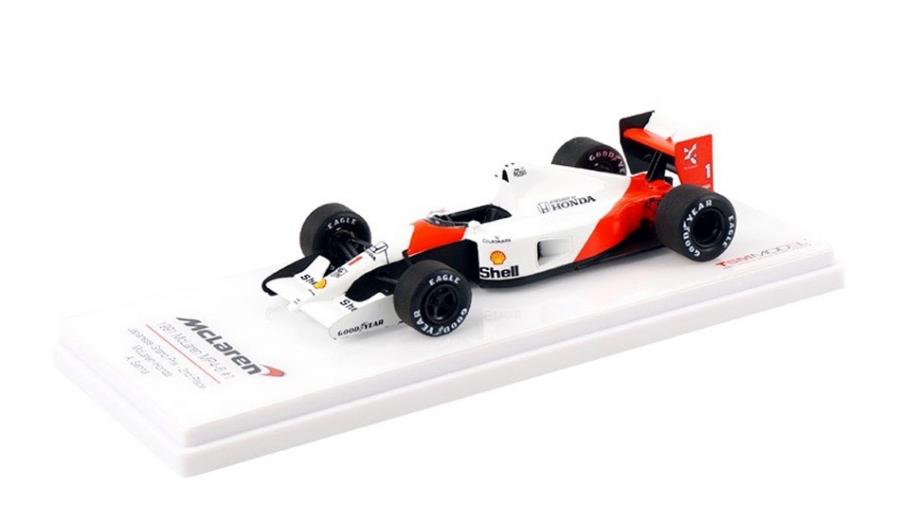 1 43rd McLaren MP4 6 Ayrton Senna Japón GP 1991