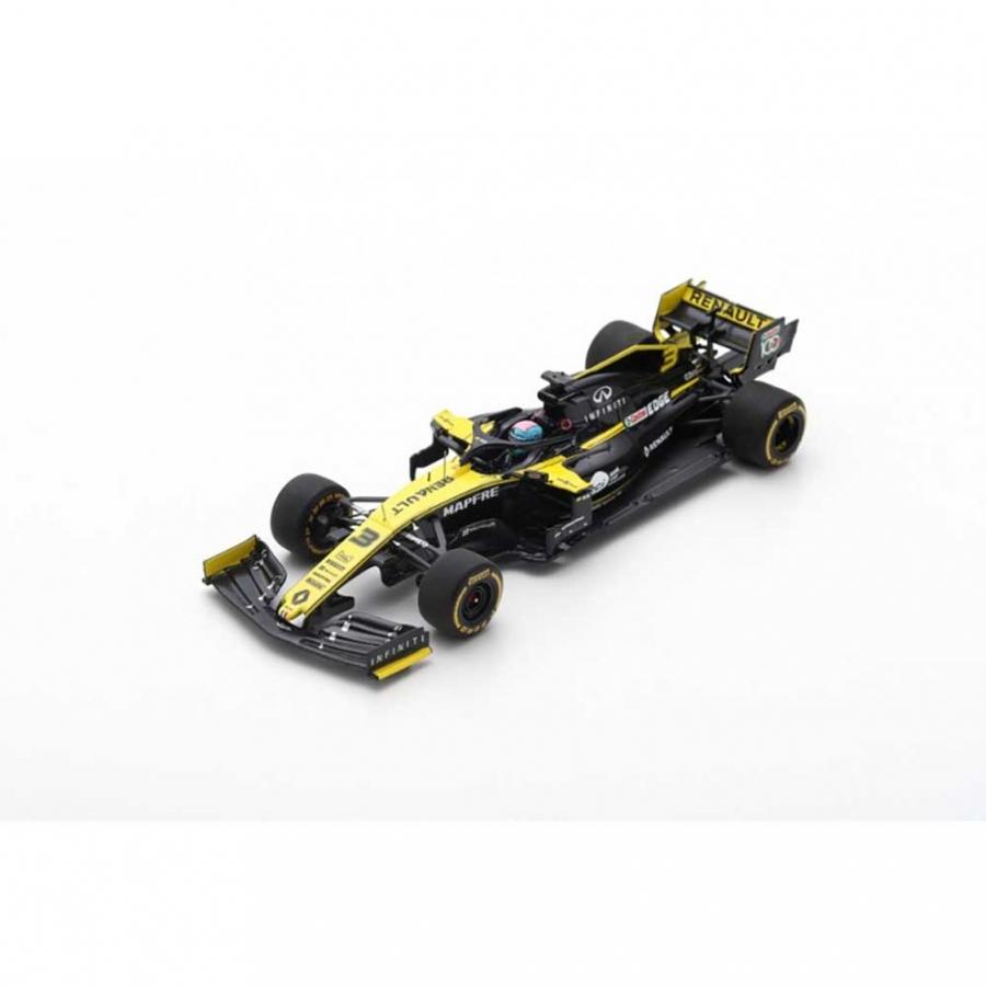 Renault F1 Team RS19 Daniel Ricciardo #3 2019- DS9836
