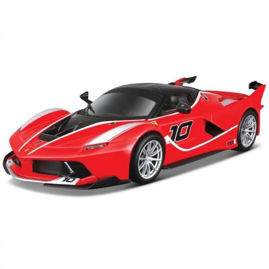 Ferrari FXX-K Red Bburago 1:24th- DT6805