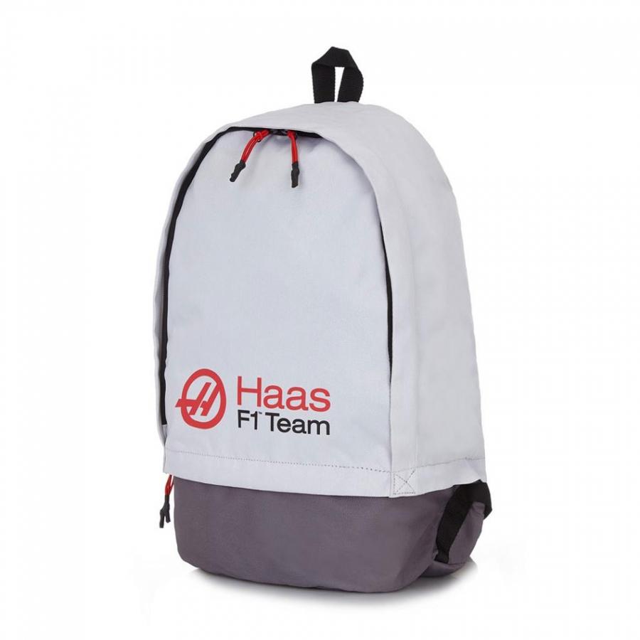 Haas F1 Logo Backpack