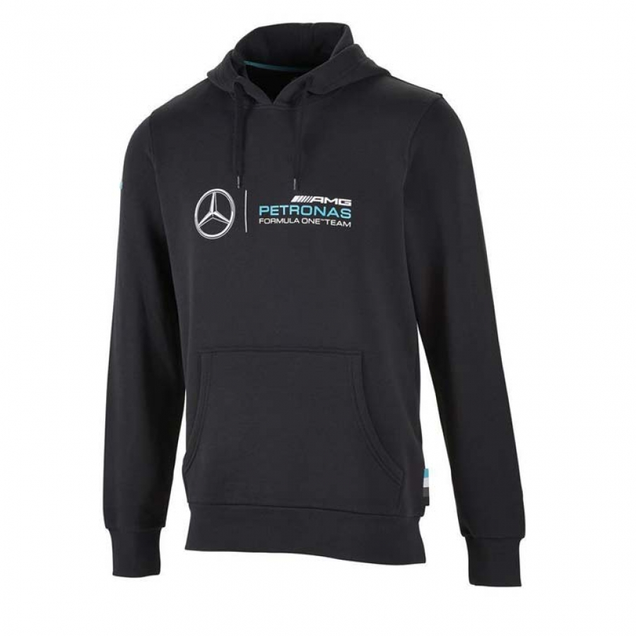 Mercedes amg f1 hooded sweatshirt mz5312 for Mercedes benz amg jacket