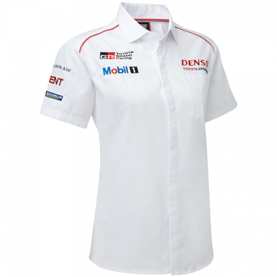 toyota gazoo racing team crew shirt ty6611