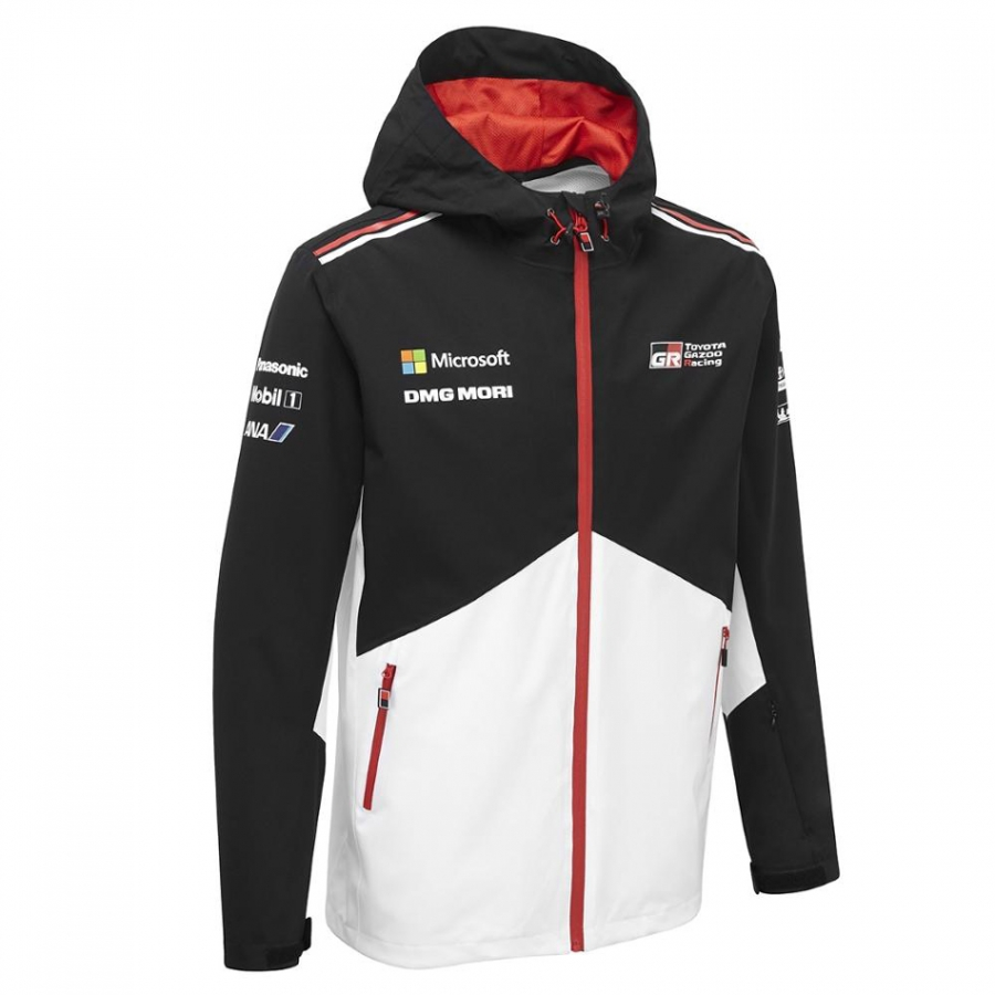 Toyota Gazoo Racing Team Jacket- TY8411
