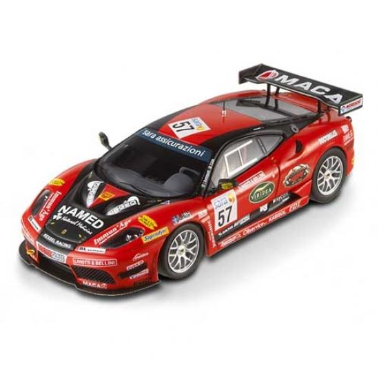 Elite Mattel 1 43 Ferrari 430 Gt3: Ferrari F430 GT3 Kessel Racing Champ 2009 Hotwheels Elite