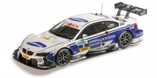 dirk werner bmw m3 team schnitzer dtm 2013 1 18th dm5803. Black Bedroom Furniture Sets. Home Design Ideas