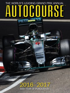 2016 Autocourse F1 Review Book