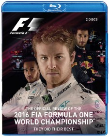 2016 Formula 1 Review Blu Ray