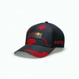 Red Bull Racing F1 Sebastian Vettel Navy Driver Hat